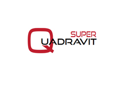 Quadravit super